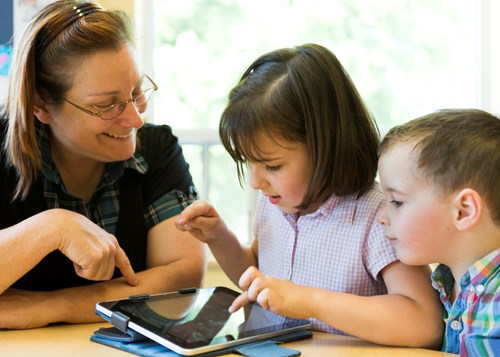 Technology in Early Childhood Education