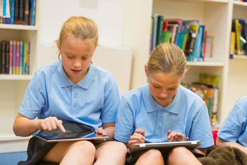 Literacy development with digital technologies