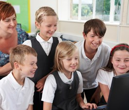 Accredited online professional development for teachers