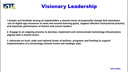 Vision statements for schools