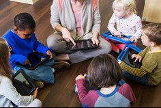 Inquiry based learning in early childhood