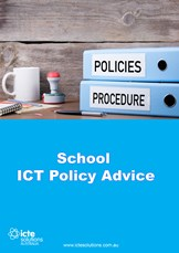ICT policy in schools