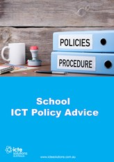 ICT policy school