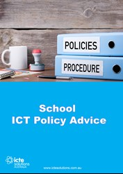 whole school approach to ICT policy