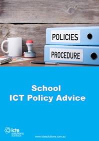 School Action Plan - ICT Policy Advice