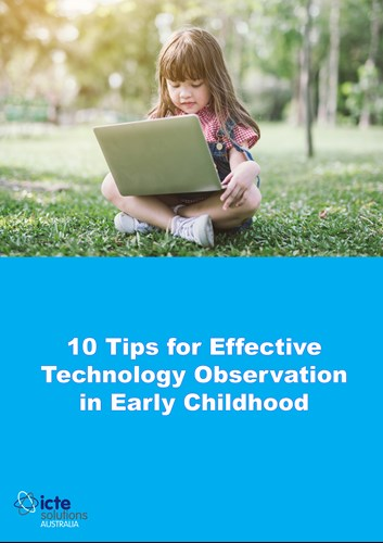 Observation in Early Childhood